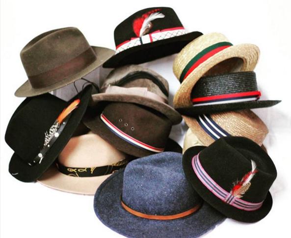 尤其款式各式各樣的...不然就先來參考這些明星戴上不同帽款散發出不同的魅力吧!