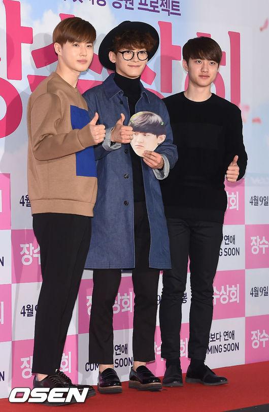 接著我們研究的對象來到EXO的CHEN★ 時髦指數:85% 發現CHEN似乎很喜歡戴中折紳士帽耶!如果頭髮捲捲的話就能有可愛的IMAGE