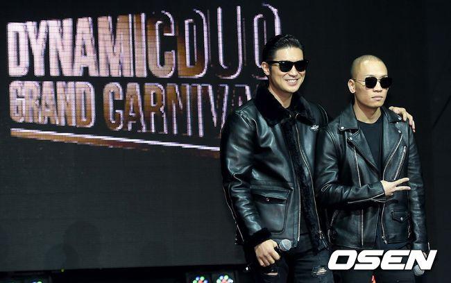 話說韓國嘻哈團體Dynamic Duo也來勢洶洶,專輯歌曲也佔領多個音源榜~