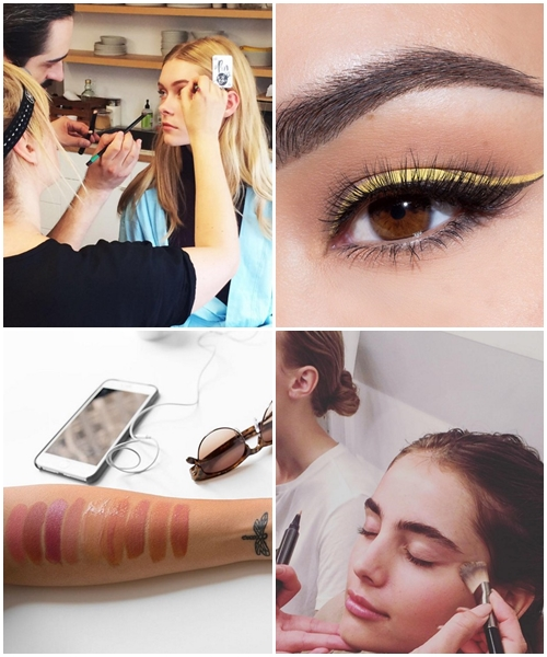 Sephora 是美妝專賣店,在這裡可以找到各式各樣的熱門彩妝,同時也有最新趨勢的資訊