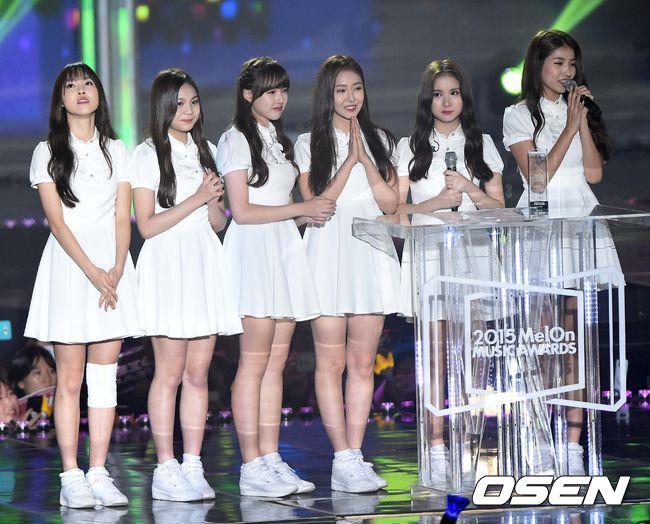 不過也許就因為這樣的衰事,反而帶給她們好運了!因為敬業精神聲名大噪的她們,一舉奪下今年Melon音樂大獎的最佳女子新人獎