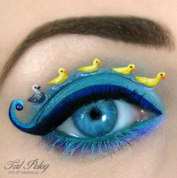 # 童話 <醜小鴨變天鵝> 有發現有一隻與其他隻不一樣嗎?