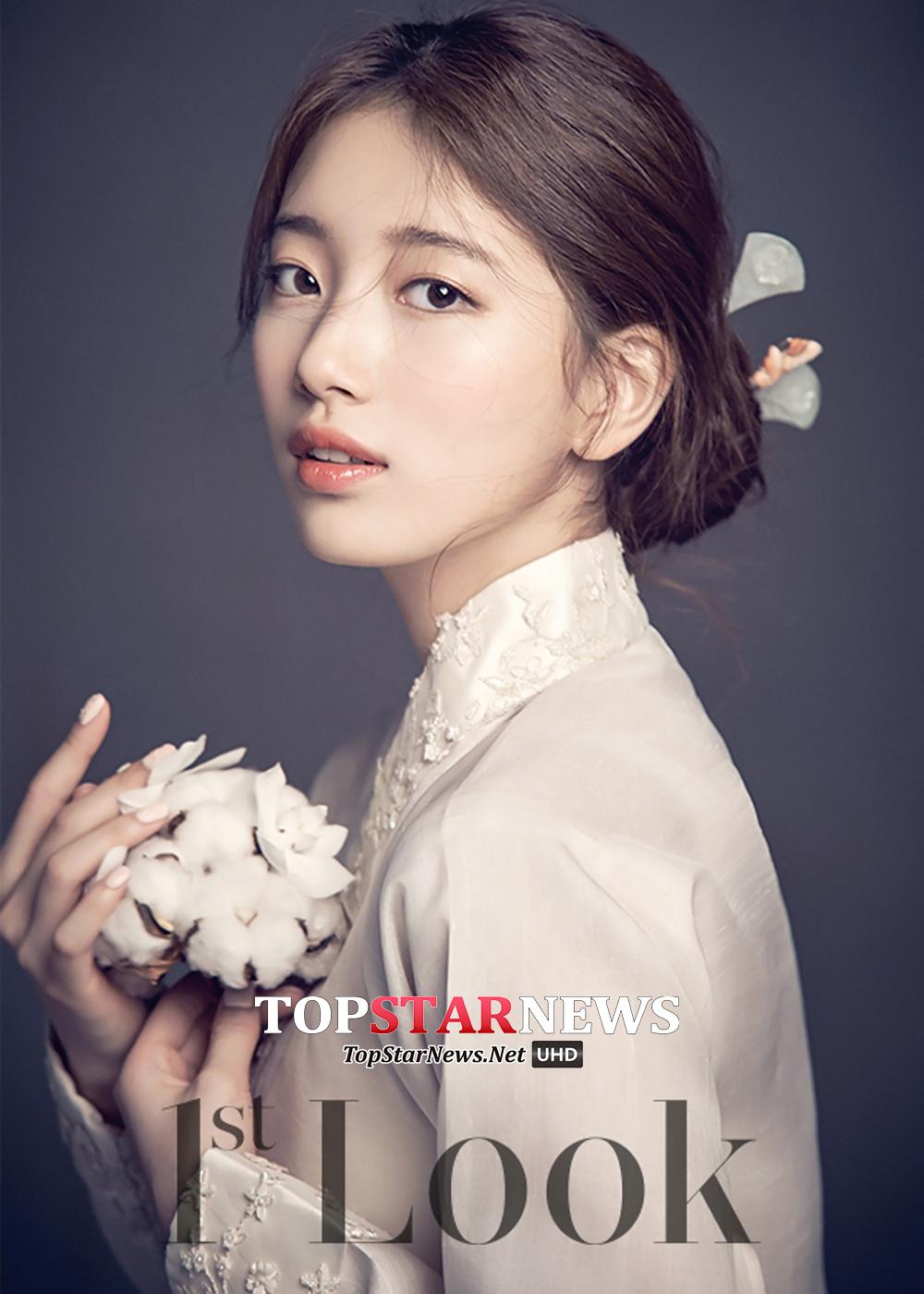 但比起秀智電影劇照 更讓韓國網友們驚豔的 是日前為雜誌拍攝的韓服造型封面 不僅讓網友讚嘆氣質典雅  更有人說是今年看到最適合穿韓服的藝人