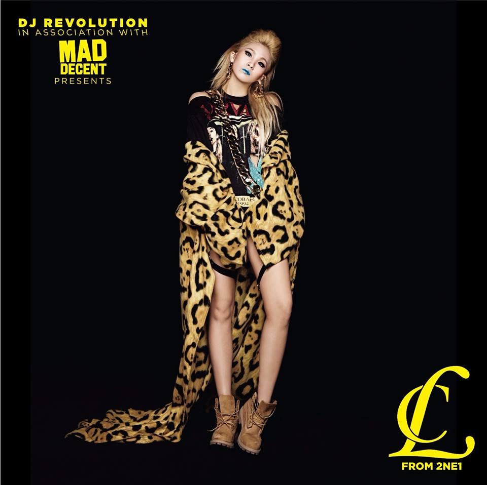 因為CL即將參加12月12日(六)在香港亞洲國際博覽館十號館舉辦的「DJ Revolution 電音起義」