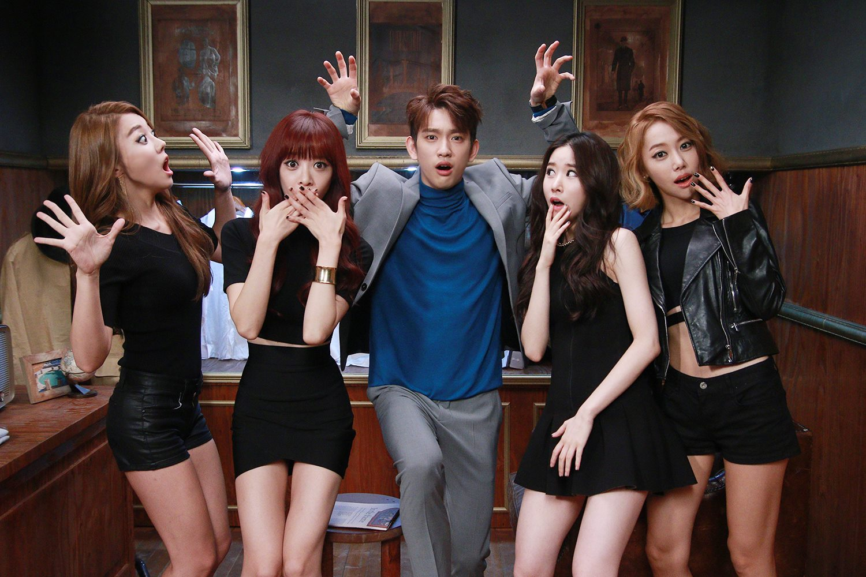 ✿Melody Day 經紀公司:LOEN Entertainment 出道時間:2014年2月28日  成員:余恩、有敏、藝仁、車熙