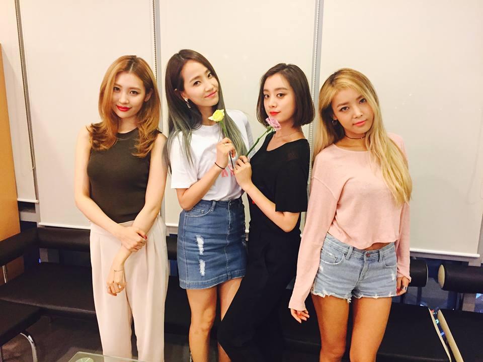 Wonder girls-LC (Ladies club) 翻成中文是叫…淑女派對嗎XDD  是蠻符合她們出道時復古風的感覺啦