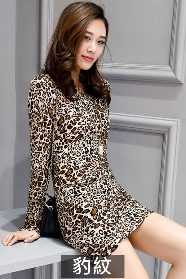 10.豹紋 有些女生覺得穿上豹紋很性感,但是有些男生卻覺得豹紋一點也不性感,而且還很老派(?)
