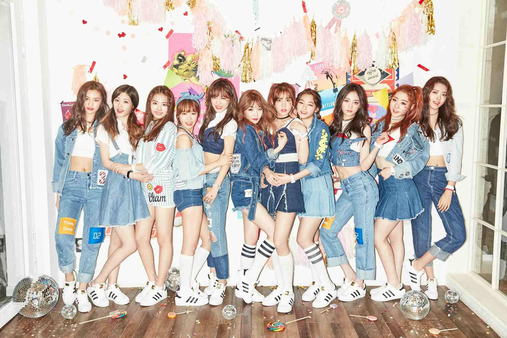 由選秀節目誕生的11人「限定」女團I.O.I,好不容易出道,但最近負面新聞不斷!