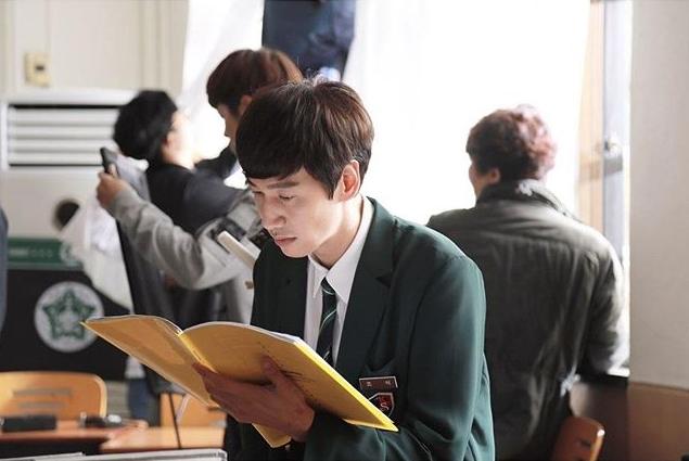 看到這,大家有覺得李光洙飾演的趙石很耳熟嗎?