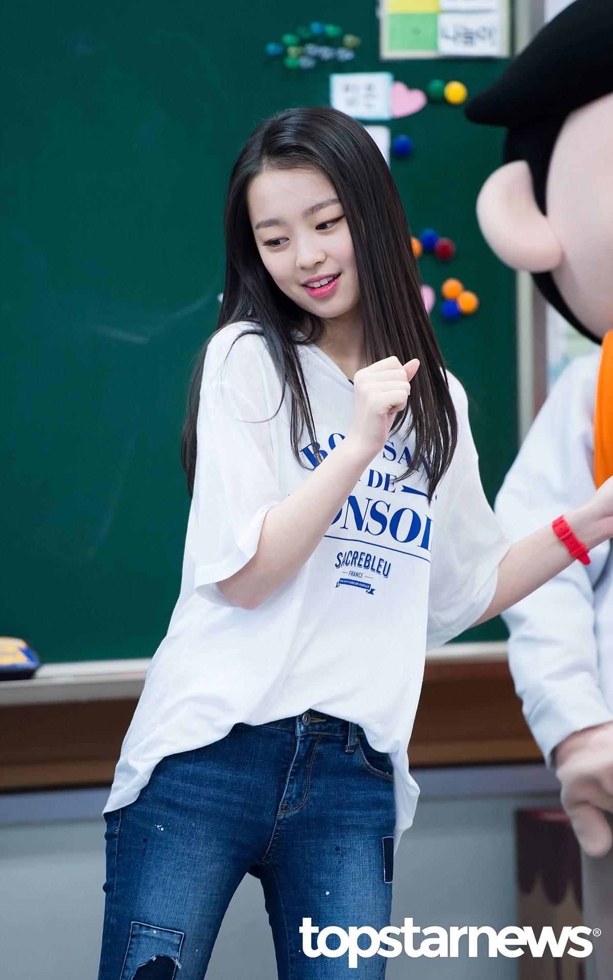 人氣急竄的李秀敏,不僅是「韓國小學生界的女神」,想必沒多久之後,人氣必定還會再上漲!