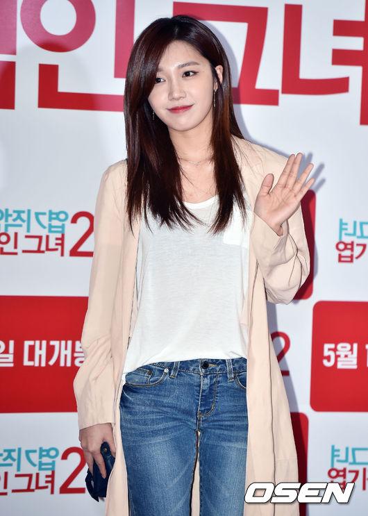 ♥ 共同 TOP 2  :: Apink 鄭恩地(11.1%)  代表歌曲:〈Hopefully Sky〉