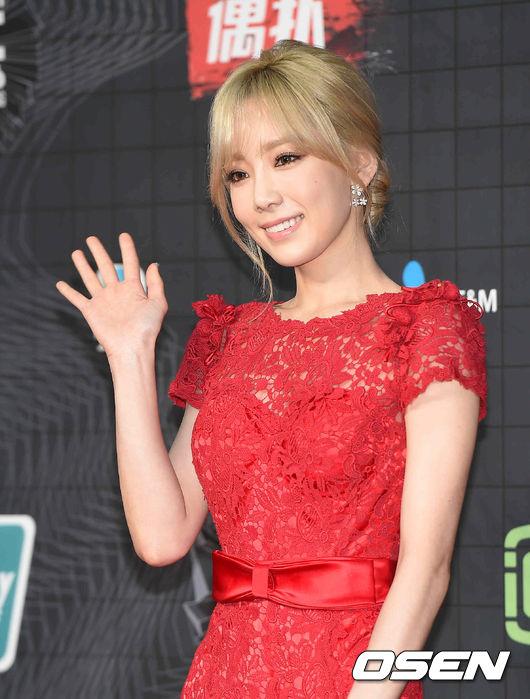 ♥ TOP 1  :: 少女時代 太妍(19.44%)  代表歌曲:〈Set Me Free〉、〈Rain〉、〈I〉