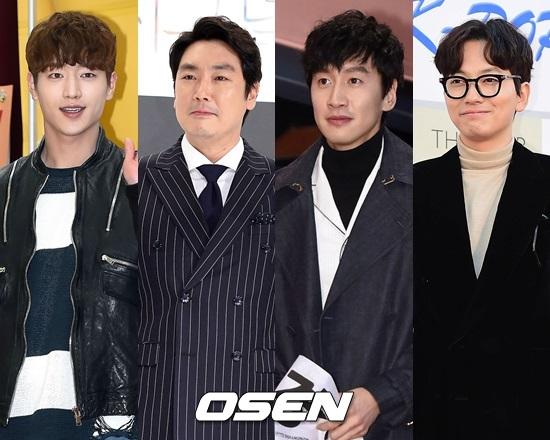 然而下半年才開播,就已經造成話題的韓劇還有這部《Entourage Korea》,這部劇的陣容也非常精采!