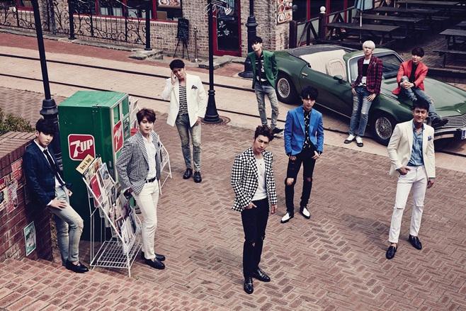 ★TOP5 Super Junior 總點擊數:920,000,000 世界排名:第154名 ➔上升21個名次