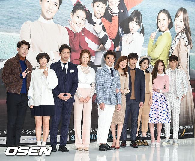 ✿TOP 9- KBS《五個孩子》 ➔新進榜 ※講述單親媽媽和單親爸爸遇到第二次愛情,通過與家人之間的矛盾、和解、關愛,尋找真正幸福的家庭喜劇。