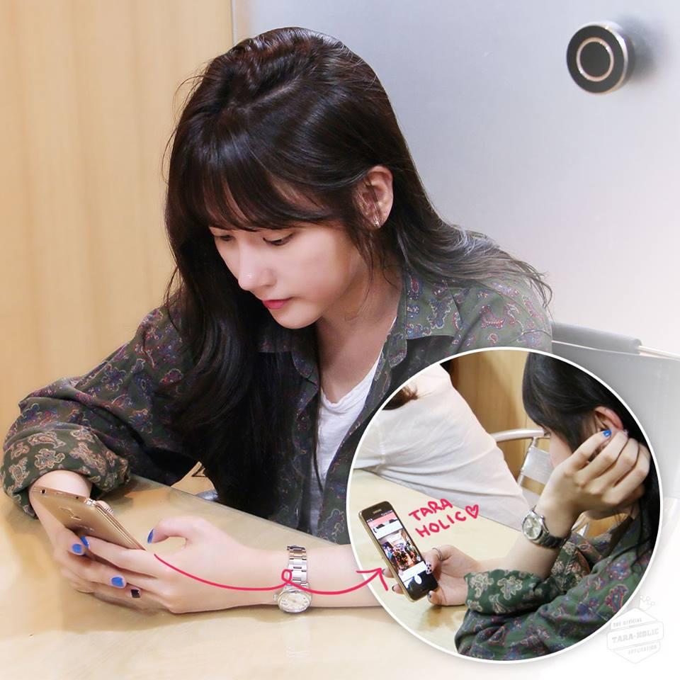 ▲T-ara 素妍 雖然沒有以少時成員出道,但依舊成績亮眼的成員又一人!T-ara的素妍也曾是少女時代的預選成員。