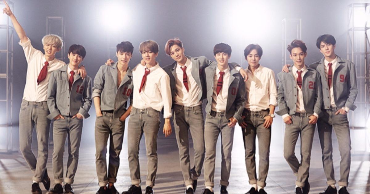 不久前才跟大家說過EXO有兩支MV都突破了一億點擊數,粉絲們都好開心覺得這是對EXO來說很棒的4周年禮物,也更期待今年夏天EXO的回歸