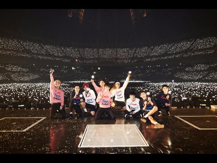 在新歌發表前一天6月8日還會有大型回歸Showcase在奧林匹克體育場的奧林匹克聽舉行,到時將公開新歌的初舞台,韓國網友們都覺得「能在這裡辦Showcase的,大概就只有EXO了吧!」(奧林匹克體育場通常是拿來辦演唱會水準的場地)