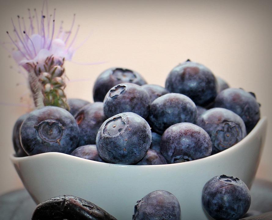 今天小編就教大家做4款健康藍莓飲品 這個夏天,你可千萬不要錯過哦~ 主角☆藍莓☆