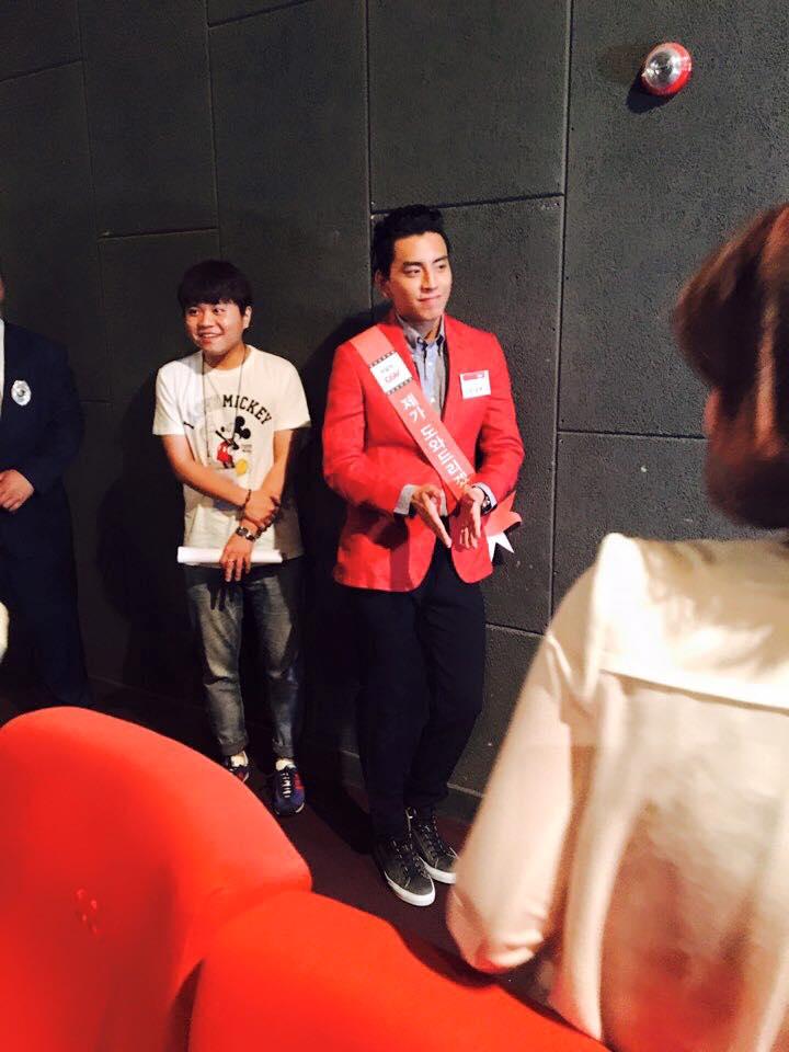 另外王大陸也透過V APP和粉絲互動,並提到自己真的很喜歡韓國電影,雖然不太會韓語,但希望有機會可以演出韓國電影。