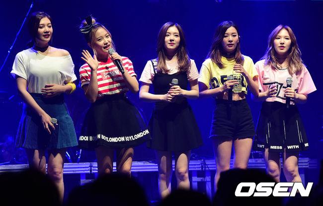 Red Velvet的「身材」一直是毒舌網友們攻擊的目標....(明明就很美..!)