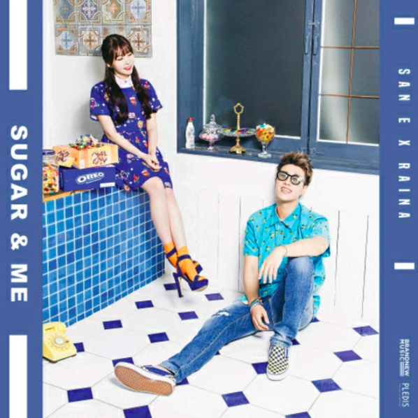 ★ No.7 :: San E & Raina  'Sugar And Me' ★