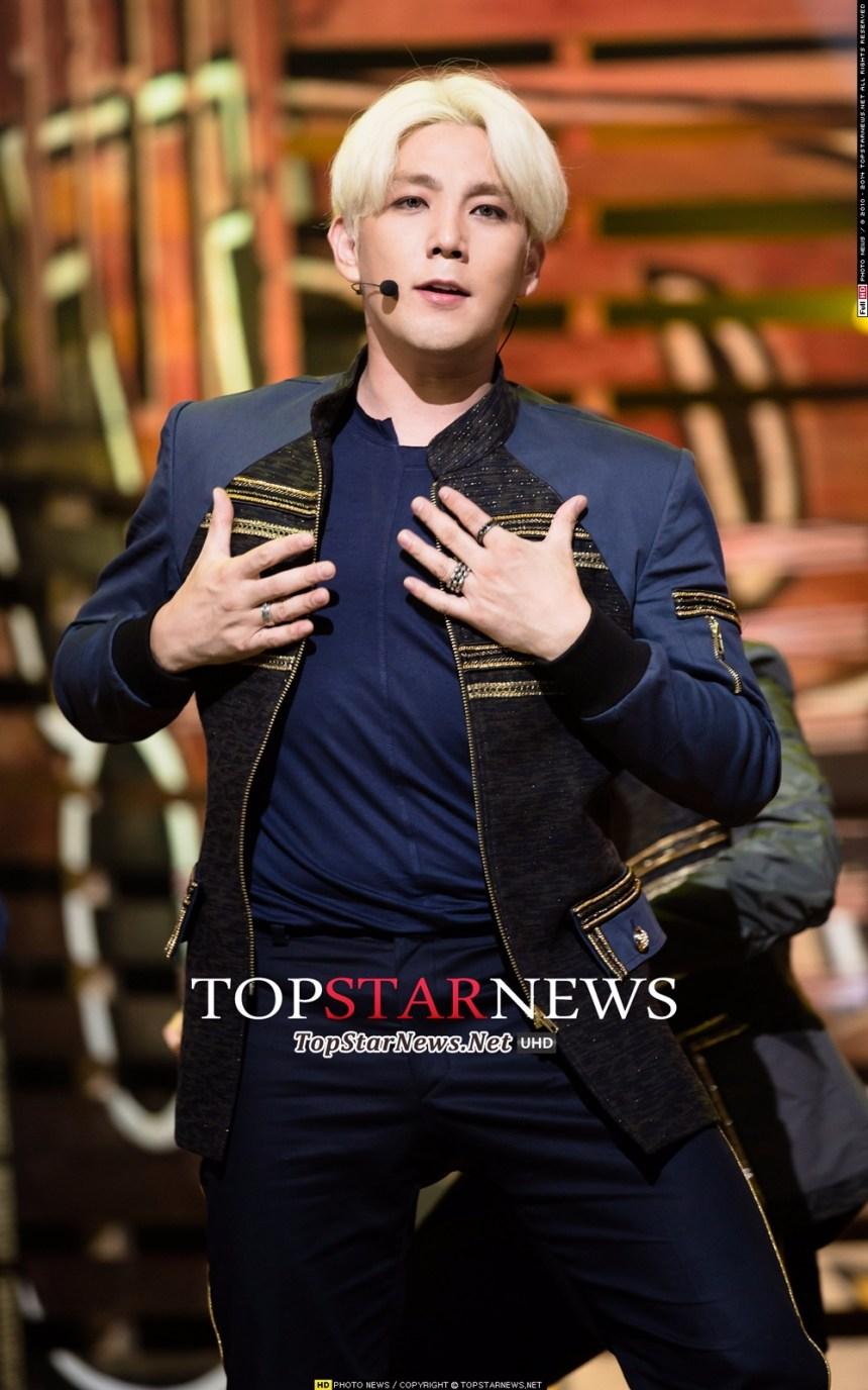 2. Super Junior 強仁再次酒駕