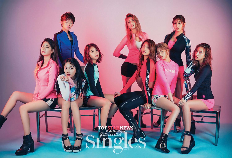 第五名的TWICE果然是大勢女團!是搜尋榜TOP 10中的唯一偶像團體呢!