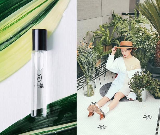 #9 清新的柑橘和嬌豔的含羞草帶來無限活力,清爽碧綠的苦橙葉讓你擁抱綠色的大自然,這款香水可以放鬆安撫身心靈並為你帶來好運。