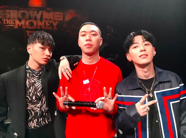 ★ No.1 :: BewhY 'Day Day (Feat. 박재범) (Prod. by GRAY)' ★