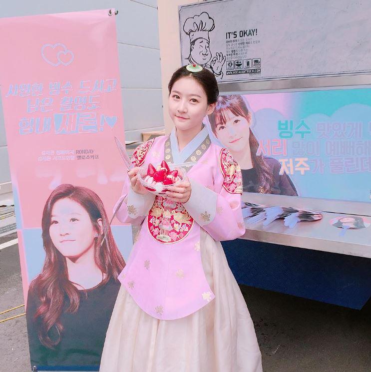《魔女寶鑑》播畢之後金賽綸接受了訪問,發表了自己對於《魔女寶鑑》劇終以及自己接下MBC《Show! 音樂中心》主持人位置的感想~