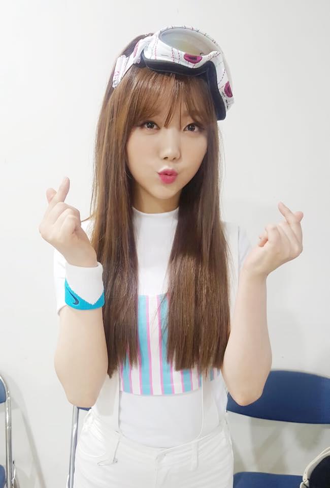 ❤理由三:應該推不同的成員上有鑑別度的節目 像是Kei參加最近的熱門節目《Girl Spirit》演唱BoA的經典曲目《亞特蘭提斯少女》就獲得好評,也讓人對Lovelyz的主唱Kei 留下深刻印象