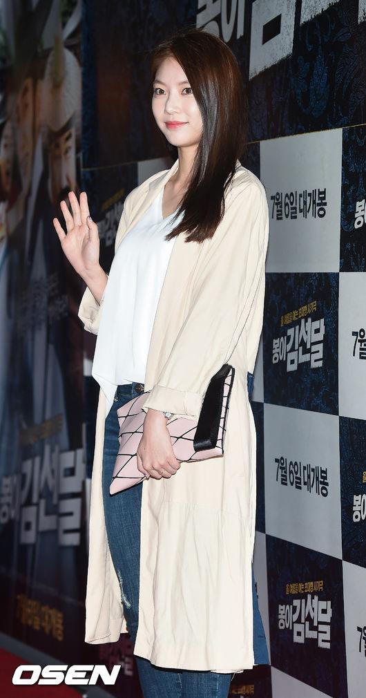 孔升妍不僅是Twice定延的親姐姐還曾經是SM的練習生! 如果作為偶像出道的話,會是f(x)的一員~~