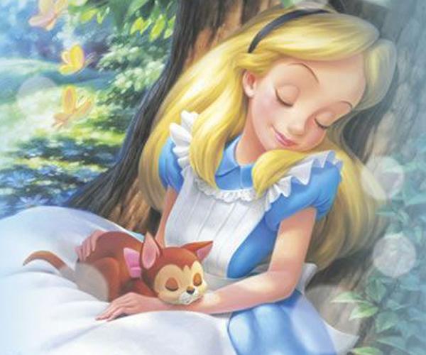♒ 水瓶座 (1.20~2.19)☞ 愛麗絲 愛麗絲對所有未知的事情都充滿了好奇心,無論在什麼時代,就是想做最與眾不同的那一個,樹洞可能都沒有她的腦洞大,這也是獨立並且獨特的水瓶寶寶啦~