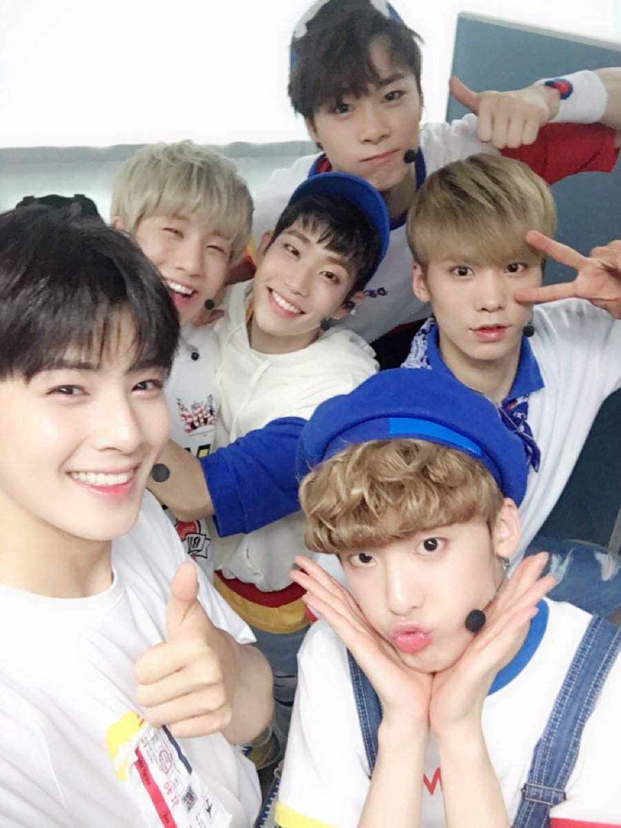 總之ASTRO FIGHTING~~~
