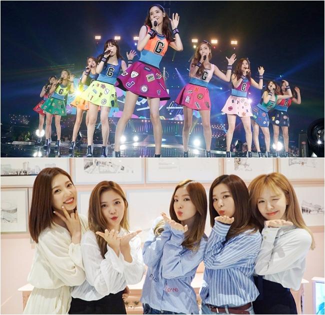 JYP、YG紛紛在近1年推出新人女團應戰,雖然SM目前14年出道的Red Velvet出道,但SM想要推出與其他兩大經紀公司抗衡的女團似乎不是Red Velvet,因為網路上一直盛傳SM會有一團「接班」少女時代的多人女團會出道