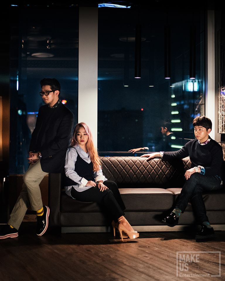 ★ No.8 :: Urban Zakapa 'I Don't Love You' ★  本週的第 8 名依舊是美聲團體 Urban Zakapa。