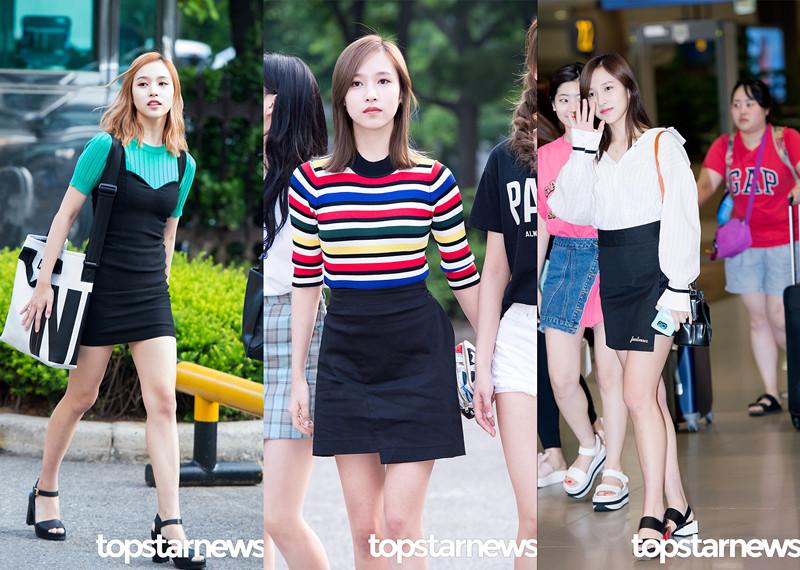 ♬Mina:輕熟的小女人風 好身材的Mina喜歡修身的、偏輕熟的風格,非常適合初入職場的上班族。