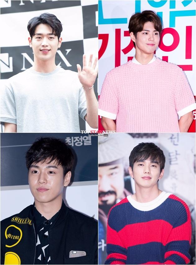 演員則是有超多花美男的93Line,像是徐康俊、朴寶劍、俞承豪、李玹雨等不只長相優,演技也是一級棒