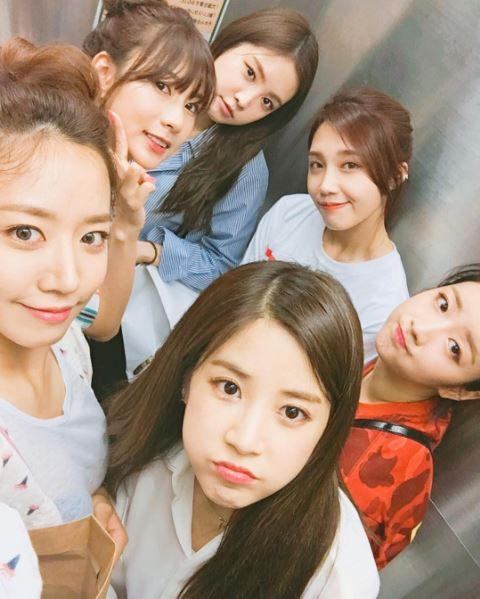 女團是Apink! 每位成員都女神感滿分,到底是那組男團能夠讓粉絲們那麼放心!