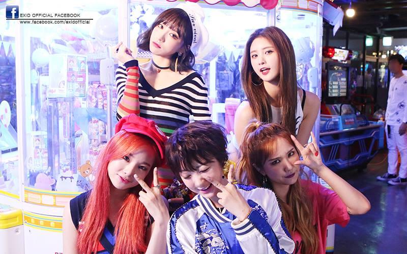 締造了韓國樂壇逆行神話,人氣大翻紅的女團EXID,過去無名時期的艱辛,想必大家或多或少都有聽說過,其中有位成員不只走過EXID的無名時期…
