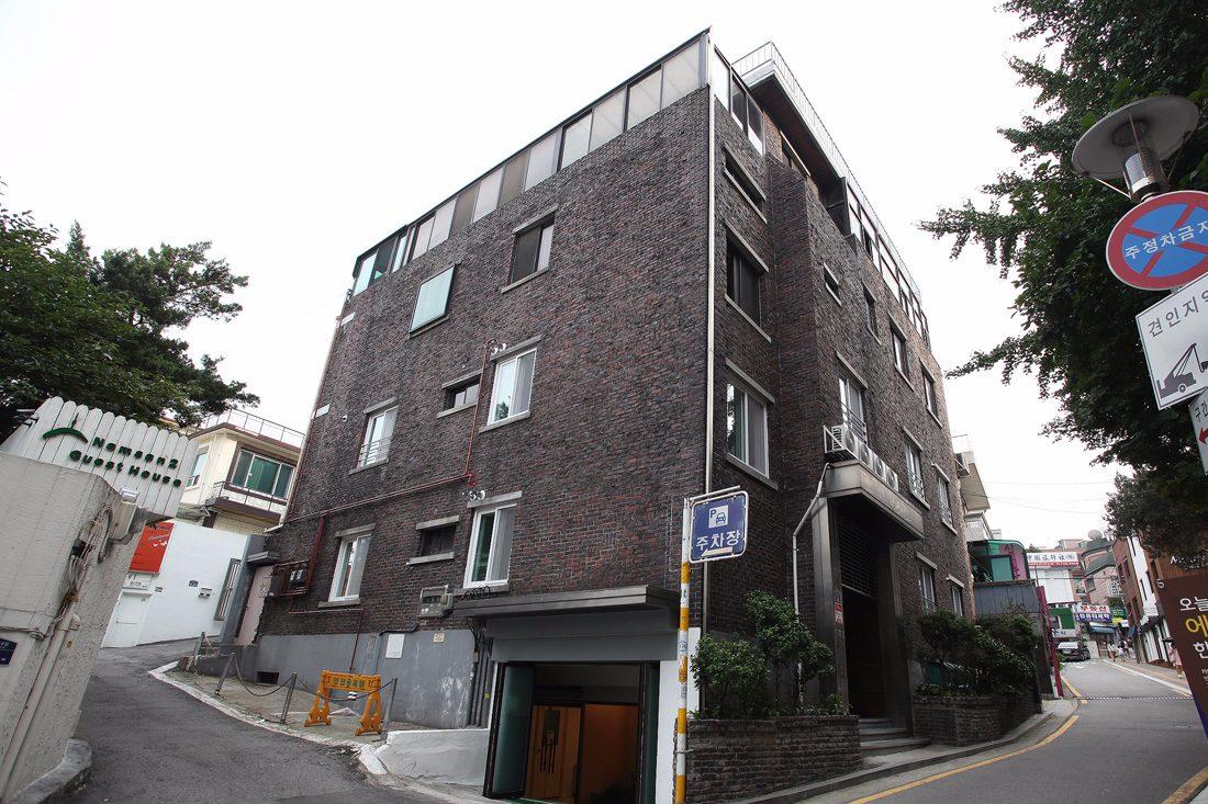 # Namsan Guest House 3 地址:35-2, Namsandong 2 ga, Jung gu, Seoul, South Korea