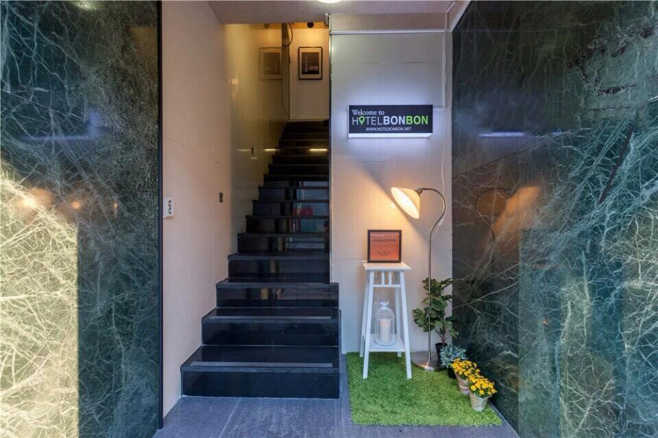 #Hotel BonBon 地址:8, Namdaemun-ro 9gil, Jung-gu, Seoul, South Korea