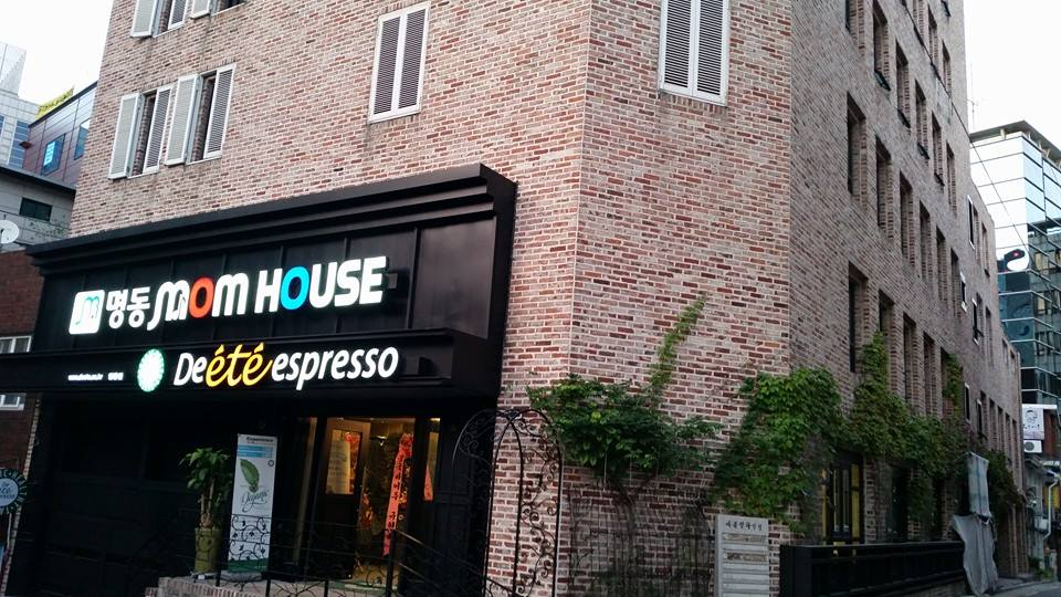 # Myeongdong Mom House 地址:11, Twigyero 22gil, Seoul, South Korea