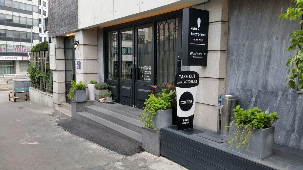 # Wons Ville Myeongdong Hotel 地址:162-3 Toegye-ro, Jung-gu,  Seoul, South Korea