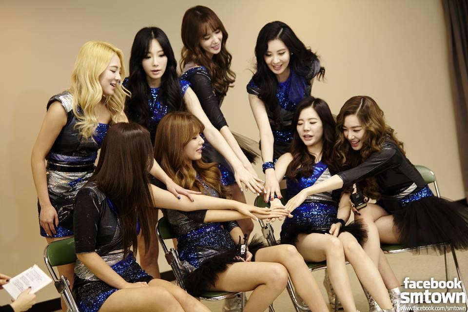 在2007年的夏天8月三日,刷新韓國近年來女團所有紀錄的團體少女時代在這一天和大見面