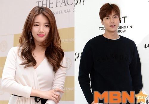 前幾天李敏鎬和秀智突然被韓國媒體爆出分手說,不過雙方經紀公司也立即否認,並澄清兩人還是有好好地在交往中。