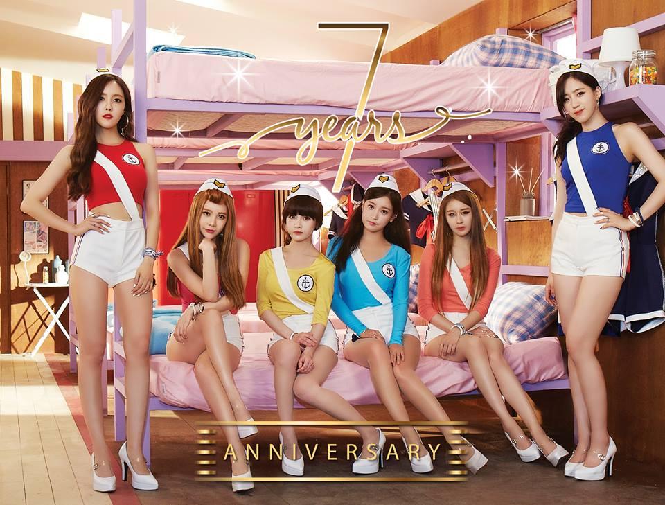 用多首Hit 曲紅遍韓國的T-ara近年發展重心移向中國,雖然韓國回歸已經沒有像先前這麼頻繁,但幸好在中國發展得不錯,經紀公司也說她們下半年會在韓國回歸~喜歡她們的粉絲可以開始期待啦!