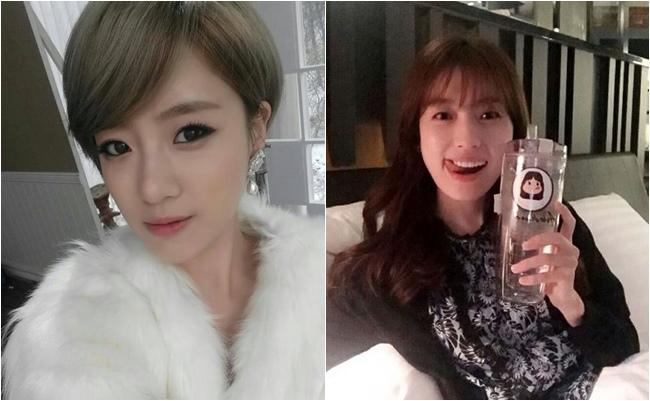 雖然在韓國修修臉不算大事,不過恩靜應該不是啦…恩靜是真的瘦了很久了,不過不少粉絲還是覺得最近的恩靜太瘦了,肉頰再肉一點反而和《W》女主角很像,感覺會更有活力一些