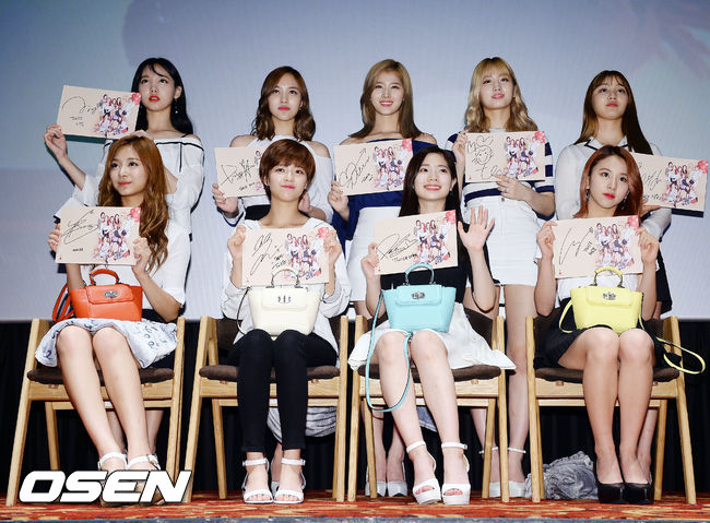 大家好~  跟小編一樣喜歡Twice的人請舉手 ??